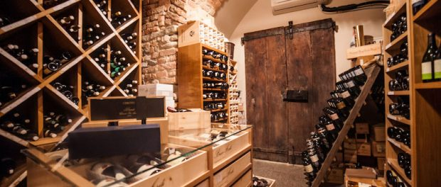 Piazza Duomo Wine Cellar